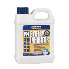 Everbuild P14 Central Heating Inhibitor - 1 Litre