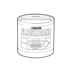 Evo-Stik Flashband Original - Grey 75mm x 10m