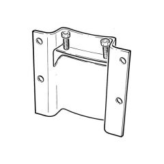 Expansion Vessel Mounting Bracket