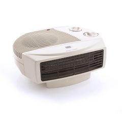 Fan Heater With Thermostat, 2 Kw