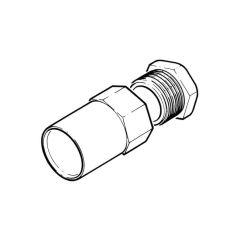 PVC Conduit Female Adaptor with Bush - 20mm