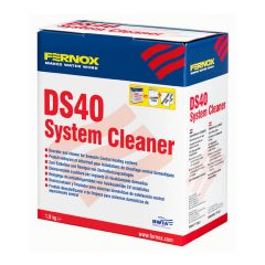 Fernox DS-40 Vigorous Boiler & System Cleaner - 1.9kg