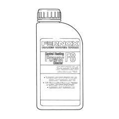 Fernox F8 Power Cleaner - 500ml