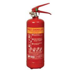 Firechief XTR Wet Chemical Extinguisher - 2 Litre