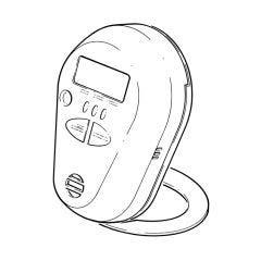 Firehawk CO7B-10Y Carbon Monoxide Alarm