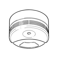 Firehawk FHB150 Midi Optical Smoke Alarm