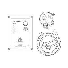 Flamefast VentGuard Interlock System