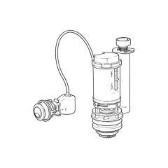 Fluidmaster PRO550UK Dual Flush Valve