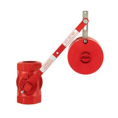Freefall Fire Valve - 1.1/2""
