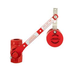 Freefall Fire Valve - 3/4""