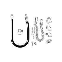 Gas Cooker Installation Kit No.1