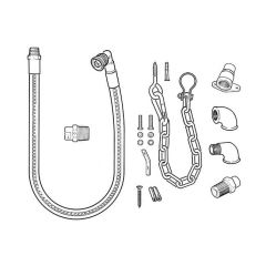 Gas Cooker Installation Kit No.4 – Micropoint