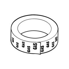Gas Tape - 36mm x 33m