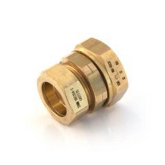 Gastite Copper Compression Fitting - DN32 x 35mm