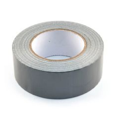 General Purpose Cloth Tape - 50mm x 50m Silver