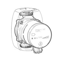Grundfos Alpha1 Central Heating Circulator