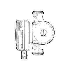 Grundfos UPS2 25/80 Central Heating Pump Circulator