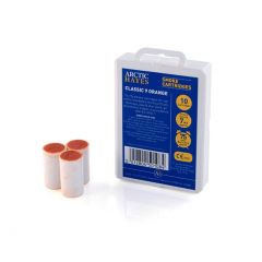 Hayes UK 9g Orange Smoke Pellets - Pack of 10