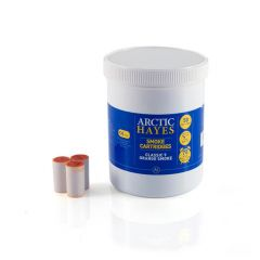 Hayes UK 9g Orange Smoke Pellets - Tub of 50