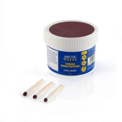 Hayes UK Strike Smoke Matches - Tub of 100