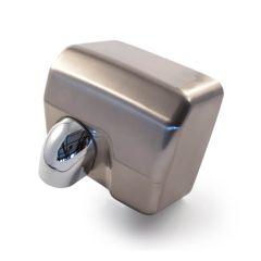 Heavy Duty Automatic Hand Dryer - 2.5kW Satin Chrome