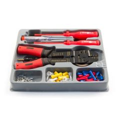 Hilka Crimping Tool Set - 81 Pieces