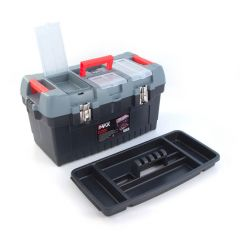 Hilka Tool Box with Tray - 22""