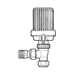 Honeywell Home VT15 TRV - 10mm, Pack of 15