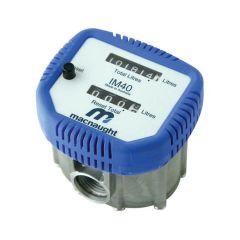 "IM40 Oil Meter - 1/2"" BSP TF"