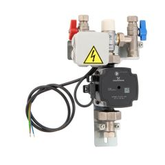 Inta Underfloor Small Area Pump Set w/ Thermal Shut-off