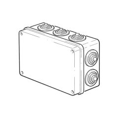 IP55 Rated Waterproof Enclosure