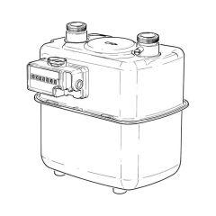 ITRON U6P Diaphragm Gas Meter