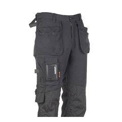 """Jobman Fast Dry Holster Trouser - Leg 32"""", Waist 34"""""""