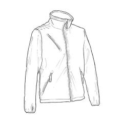 Jobman Softshell Jacket - XXL Black