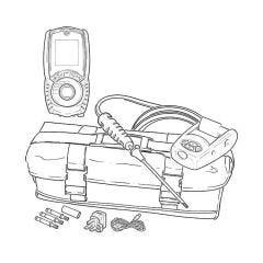 Kane 258 Combustion Analyser Kit