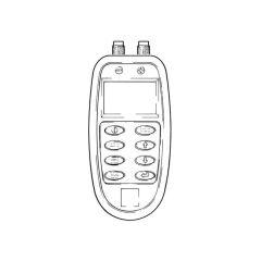 Kane 3500-15 Differential Pressure Meter High Pressure