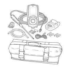 Kane 358 Flue Gas Analyser Printer Kit