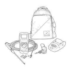 Kane 452 Oil Flue Gas Analyser Kit