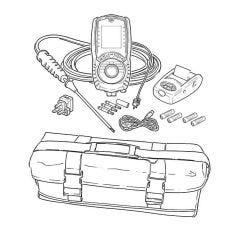 Kane 458s Infrared Flue Gas Analyser Kit