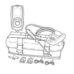 Kane 458s Infrared Flue Gas Analyser Kit Offer