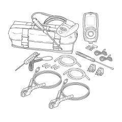 Kane 458s Pro Infrared Flue Gas Analyser Kit