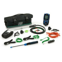 Kane 458s Pro Infrared Flue Gas Analyser Kit