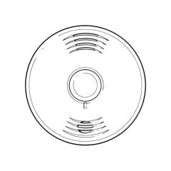 Kidde WFPV Bedroom Smoke Alarm