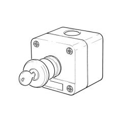 Emergency Electrical Knock-Off Switch 240V Locked