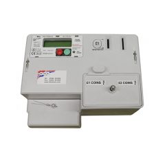 M101 Electric Dual Coin Pre-Pay Meter