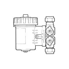 Magnaclean™ Micro2 System Filter - 22mm