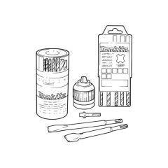 Makita® SDS-Plus Rotary Hammer Mains Drill & Accs