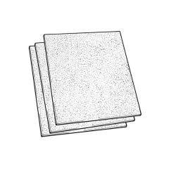 Medium Grade Wet & Dry Sheet - 230 mm x 280 mm