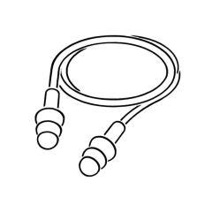 Megaplug with Cord - Ear Plugs