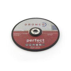 Metal Grinding Disc - 230mm dia. x 6mm x 22.2mm Bore